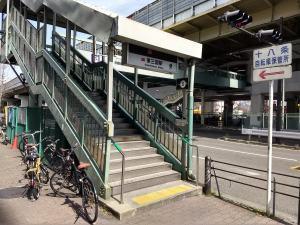 女装サロンひめべやは、東三国駅より徒歩3分