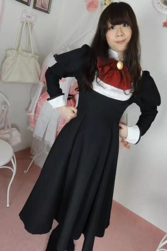 乙女はお嬢様に恋してる。新大阪の女装サロン「ひめべや」の衣装です。「ひめべや」はあなたの「女の子になりたい」を叶えるサロンです。