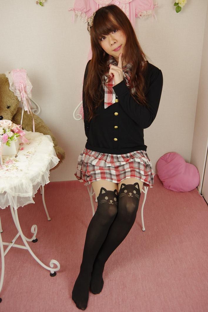 フェイクワンピ。新大阪の女装サロン「ひめべや」の衣装です。「ひめべや」はあなたの「女の子になりたい」を叶えるサロンです。